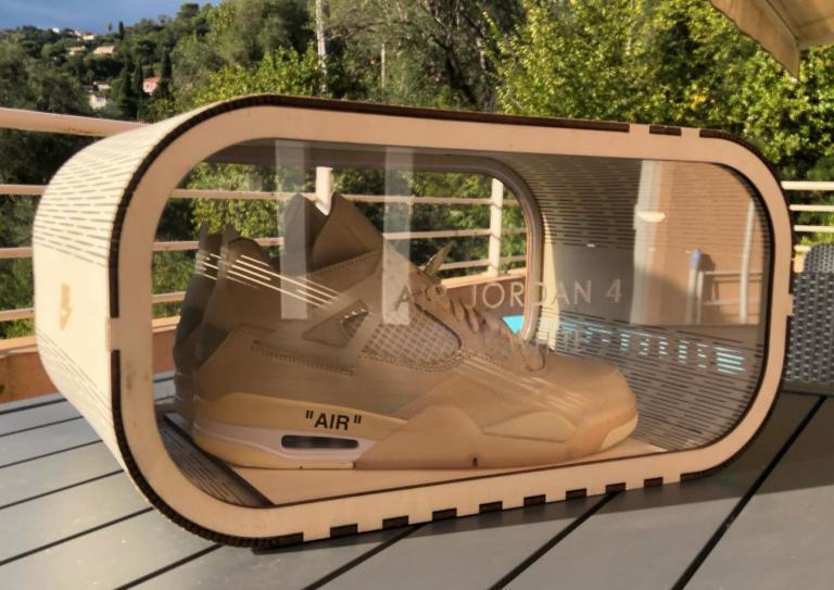 Sneakers valorisées