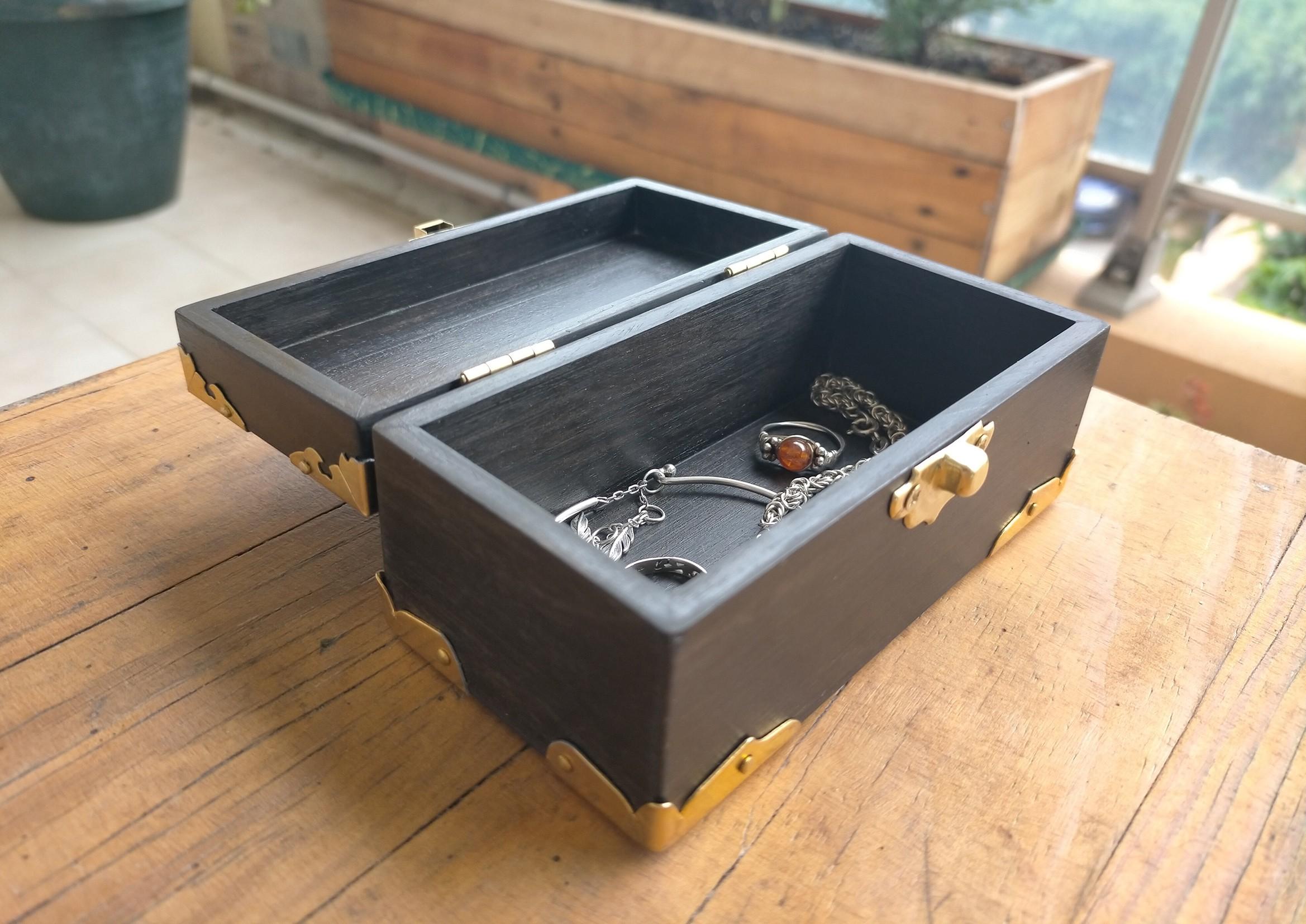 Intérieur boîte