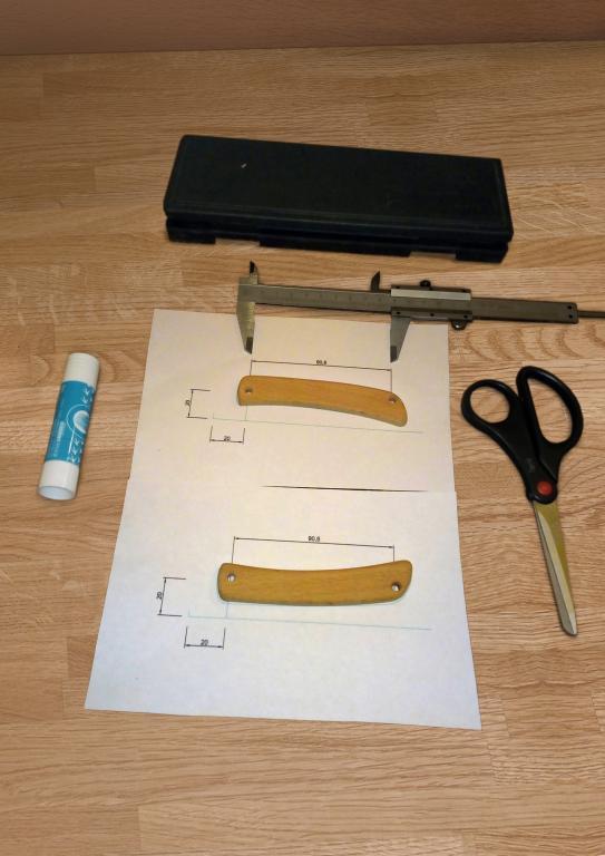 préparation à la gravure