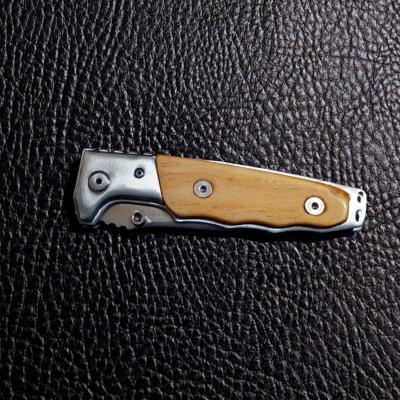 couteau réparé, rénové